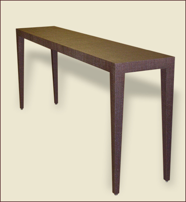 Catalog Item #100 Parsons Table