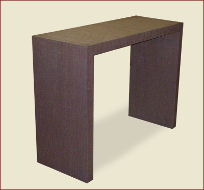 Catalog Item #100C - Parsons Table