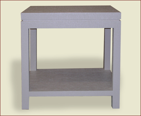 Catalog Item #100 Custom End Table - Product ID 064