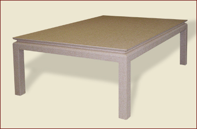 Catalog Item #100 Parsons Table - Product ID 069-13