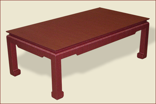 #2400 Oriental Table - Product ID 070