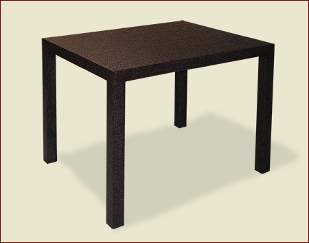 Catalog Item #100 Parsons Table - Product ID 075-13