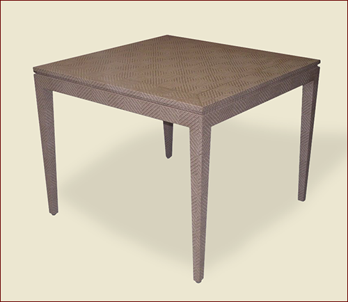 Catalog Item #107-17 - #100 Parsons Game Table